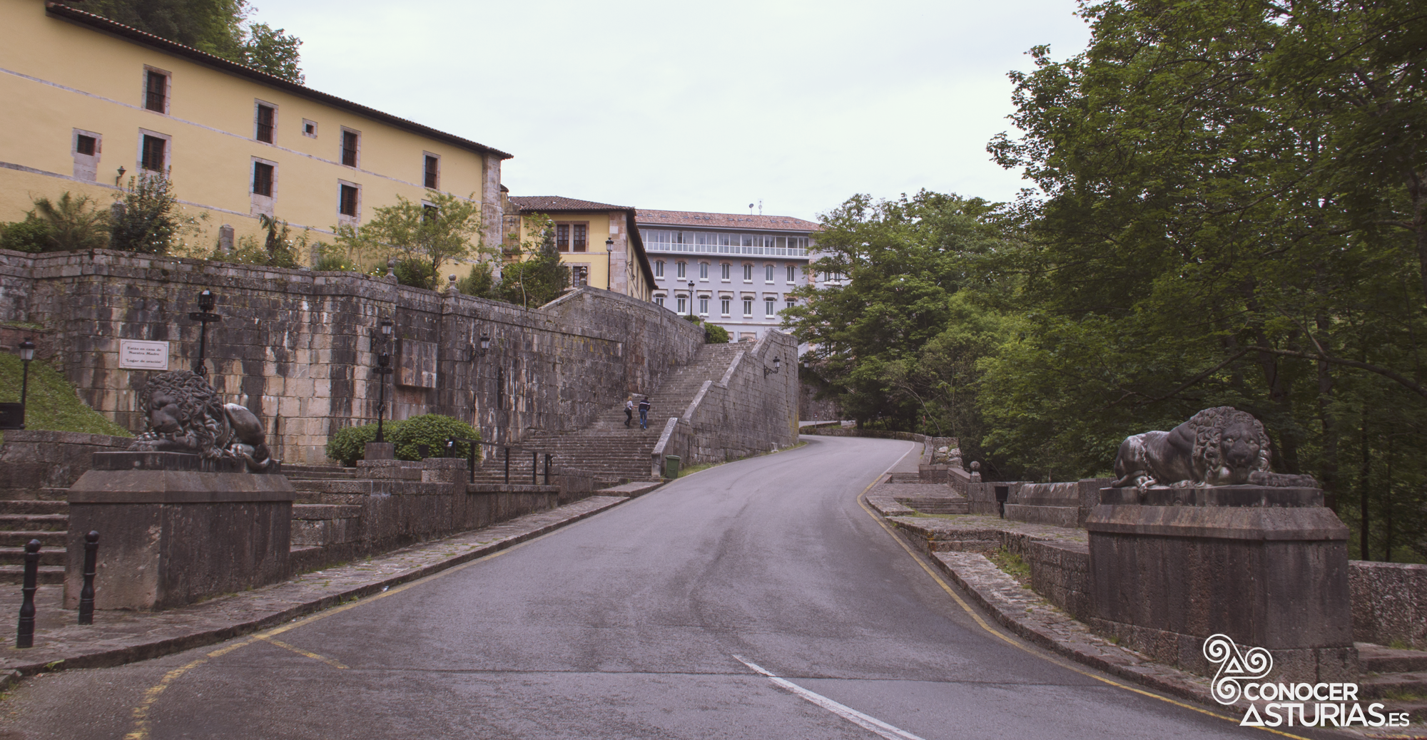 Covadonga Entrada