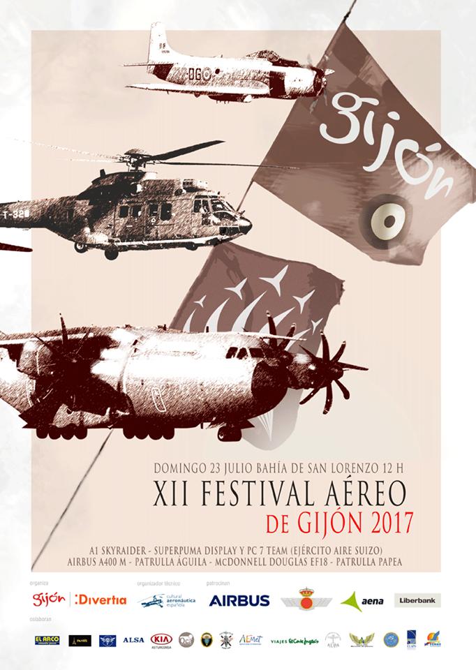 Festival Aéreo Gijón 2017